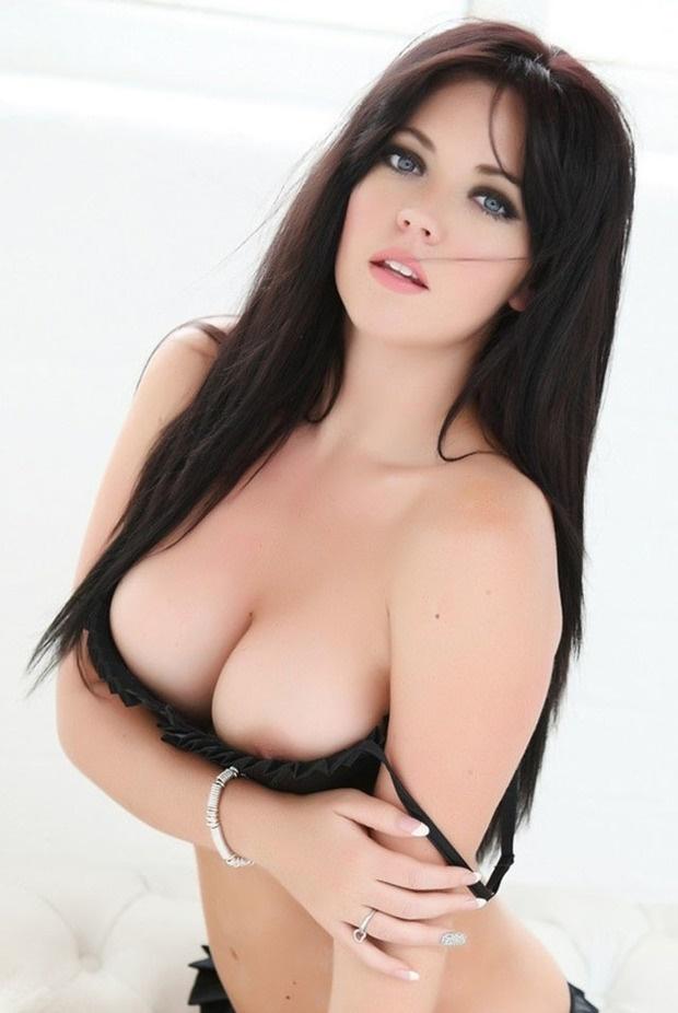chica sexy y tetona
